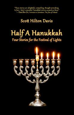 Half A Hanukkah Cover