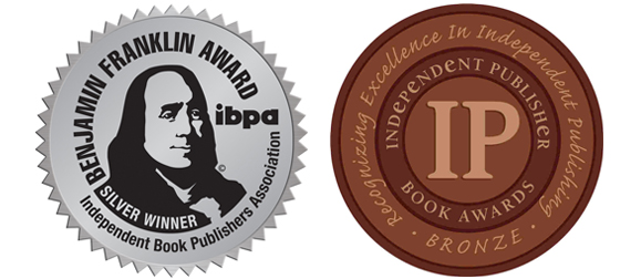 Ben Franklin and IPPY Awards for Chanukah Tales from Oykvetchnik
