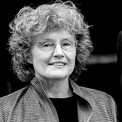 Translator Tina Lunson Photograph