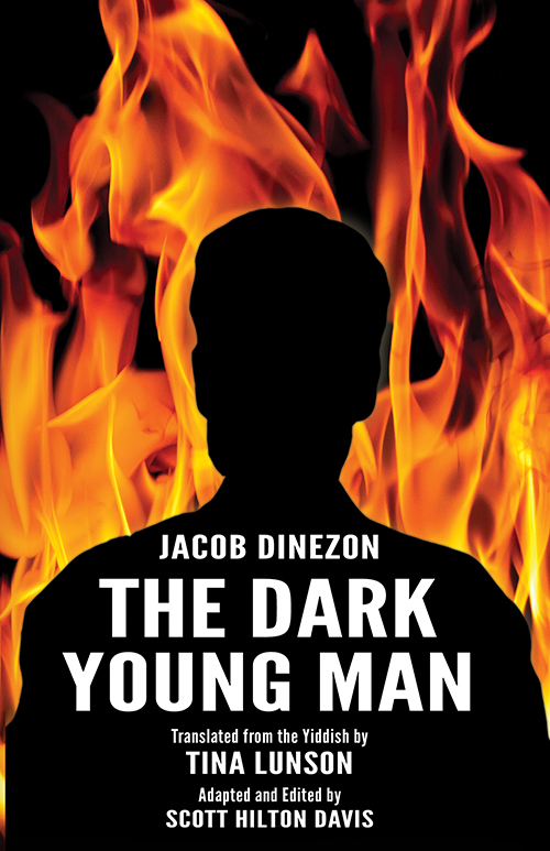 The Dark Young Man Cover