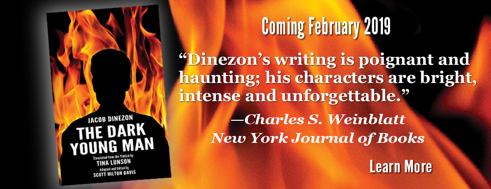 Coming Soon: The Dark Young Man