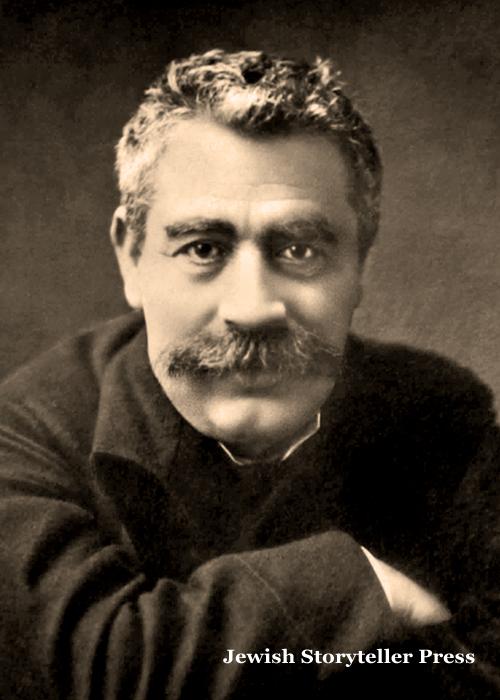 I. L. Peretz Portrait JSTP