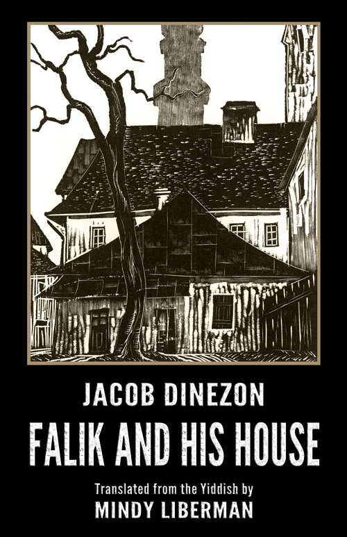 Falik and His House Book Cover